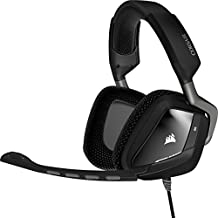 Corsair Gaming CA-9011130-EU Void Carbon Cuffie Gaming USB, Dolby 7.1, Nero