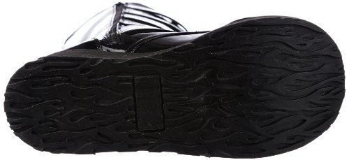 Demonia Trashville-518, Bottes Homme Noir (schwarz)