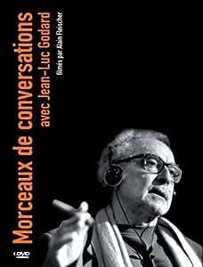 Morceaux de Conversation avec Jean-Luc Godard DVD