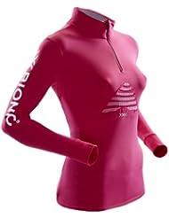 X-Bionic Beaver Maillot seconde peau à fermeture Éclair pour femme