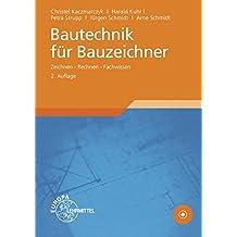 Bautechnik für Bauzeichner, CD-ROM Zeichnen - Rechnen - Fachwissen