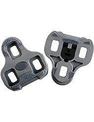 Cala para Look con tornillos Look Keo-Grip gris (juego)