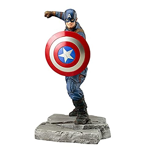 Kotobukiya Captain America: Civil War: Captain America ArtFX+ Statue