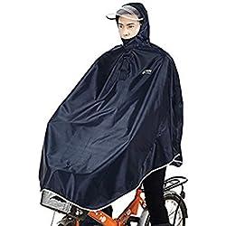 Tourwin Chubasquero Resistente Al Viento Con Capucha Para Bicicleta Y Ciclismo