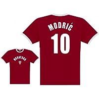 World of Football Player Shirt Kroatien Modric