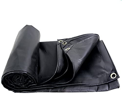 LIANGJUN Telone Telo Copertura PVC Parasole Isolato Tetto del del del Balcone Camion Punzonatura Asola 450 G   & 13217;, 11 Taglie (Coloreee   nero, Dimensioni   1.4 m x 1.9 m) | In Linea Outlet Store  | Numeroso Nella Varietà  b5ede1