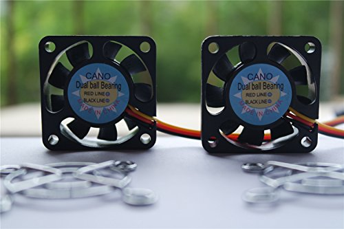 -2-pack-4cm-with-grill-dual-ball-bearing-fan-cooling-fan-for-pc-computer-cases-cpu-coolers-and-radia