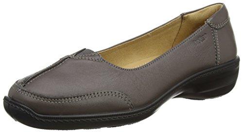 Hotter Women Gillian Closed Toe Heels, Grey (Slate), 4 UK 37 EU
