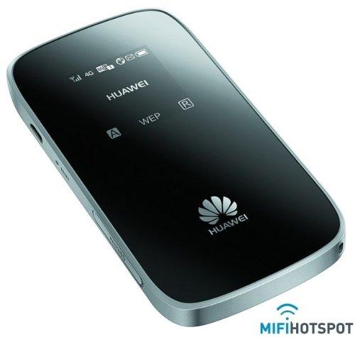 NEU 4G LTE Huawei E589u-12 MIFI Wifi Router Modem 100Mbit (original Huawei ohne Branding) TS-9 Antennenanschluss