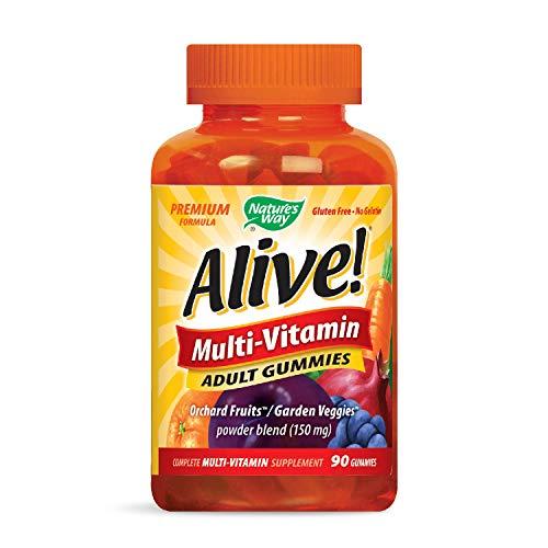 Nature 's Way Alive. Premium Formel Multivitamin