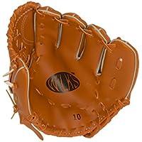 Wilks BR402 - Guantes de Jardinero para sófbol, Color marrón, Talla Value Not Found