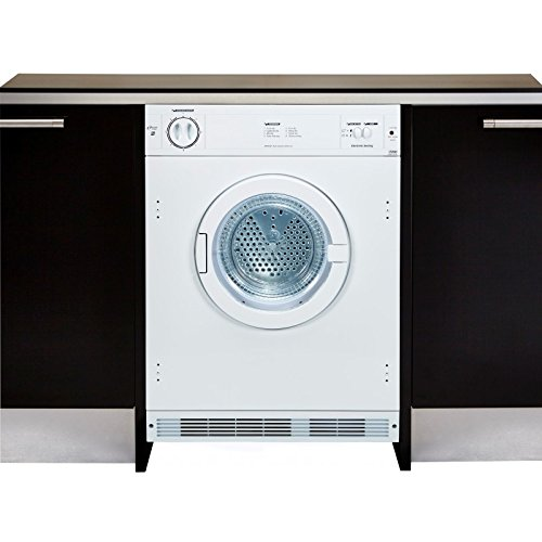White Knight integrated Sensing Vented Tumble Dryer ITD60S