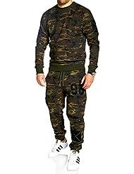 MT Styles ensemble survêtement Camouflage CAMOU-SHAK MA-2097