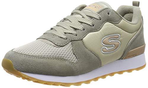 Skechers Originals OG85 Goldn Gurl Zapatillas de deporte Mujer, Gris Tpe, 39 EU