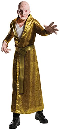 (Star Wars The Last Jedi Deluxe Supreme Leader Snoke Fancy dress costume Standard)