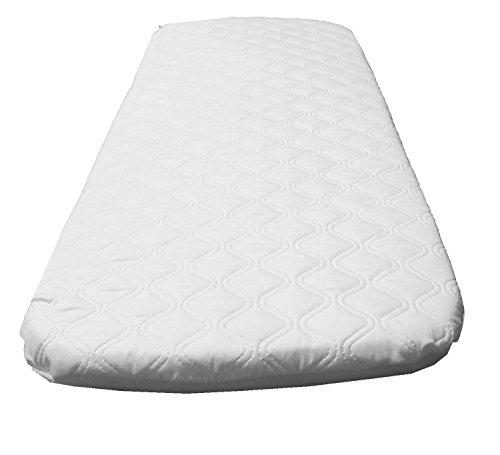 Deluxe Kinderbett Matratze kompatibel für Chicco Next 2Me co-sleeper Nachttisch Kinderbett next2me
