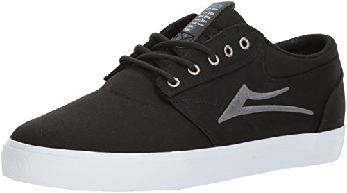 official photos 13a97 13d25 Lakai Limited Footwear MensGRIFFIN - Griffin Adulto, Unisex, Negro (Negro  (Black Textile