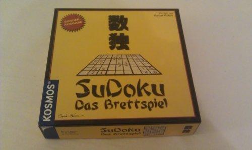 SuDoku Das Brettspiel Sonderausgabe gelb