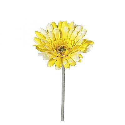 DPI Gerbera aus Kunststoff, 56 cm, gelb (1 Stück) von DPI - Heizstrahler Onlineshop