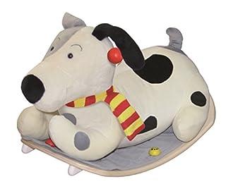 roba Schaukelhund, Schaukeltier mit weicher Stoff-Polsterung, Schaukelsitz für Kleinkinder, Schaukelspielzeug ab 18 Monate (B005EWWVXS)   Amazon Products
