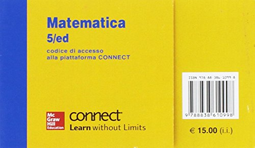Card connect. Matematica