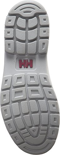 Helly Hansen W VEIERLAND 2 GRA, Bottes en caoutchouc à tige longue femme Multicolore - Azul / Blanco (689 Eve Blu / Off White / Light Gr)