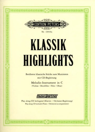 Klassik Highlights (C-Instrument)