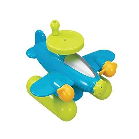 Ludi - 2142 - Bain Hydravion Animé - Jouet pour le bain