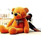 VEERA SOFT TOYS Teddy Bear for Girls, Panda Teddy Bears, tady Bears Toys Big Size Latest 3 feet Brown