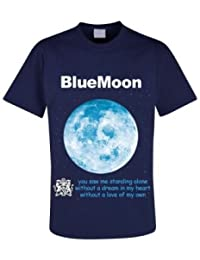Man City Blue Moon Song T-Shirt