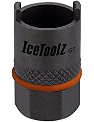 Extractor Icetoolz Piñon Piñones Compatible Suntour con 2 Pitones Bicicleta 3970