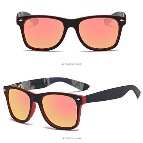 Yiph-Sunglass Sonnenbrillen Mode Radfahren Angeln Golf Fahren Superlight Rahmen Sport Polarisierte Sonnenbrille Für (Farbe : 02)