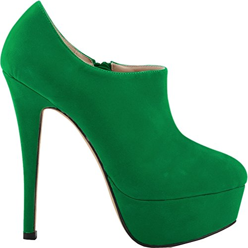 Salabobo Donna Salabobo Wedge Verde Wedge 7Xnr17q8