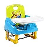 Jiamuxiangsi- Rehausseur de Chaise de Salle à Manger pour bébé Assis sur Un siège d'appoint pour Enfant -Chaise de bébé (Couleur : B)