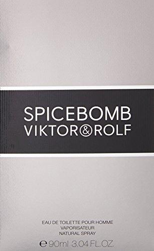 Victor & Rolf Spicebomb, homme/men, Eau de Toilette, 1er Pack (1x90ml)
