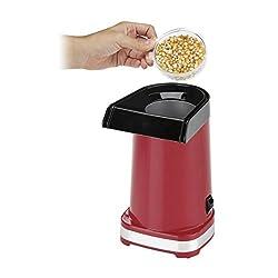 FatLady Smart-Pop Popcorn Maker With Action Adjustable Slicer ,1200Watts