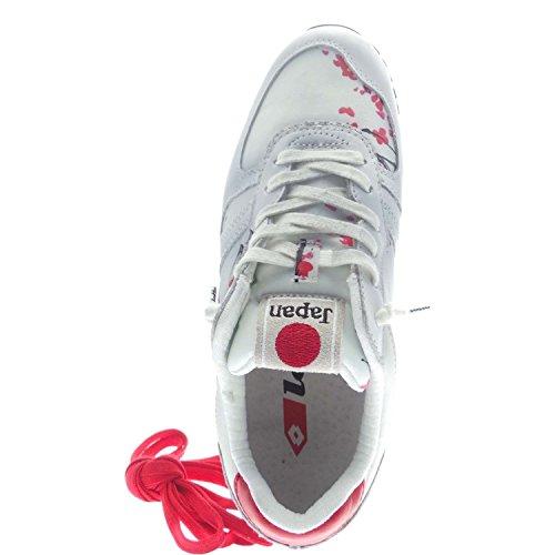 Lotto Leggenda R7037 TOKIO WEDGE Sneakers Donna Bianco