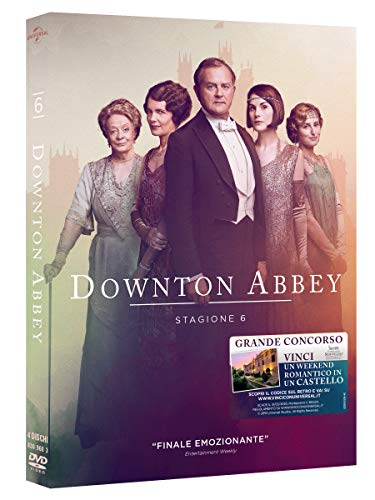 Downton Abbey Stg.6 (Box 4 Dvd)