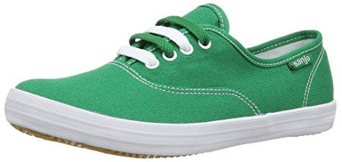 Sanjo Kf1000, Baskets mode mixte adulte Vert (Green)