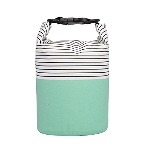 Sacca stagna dry bag - feixiang® sacchetto impermeabile -borsa di drifting sacchetto impermeabile borsa dive borse spiaggia borsa di stoccaggio - canottaggio, kayak, campeggio (20l, a)