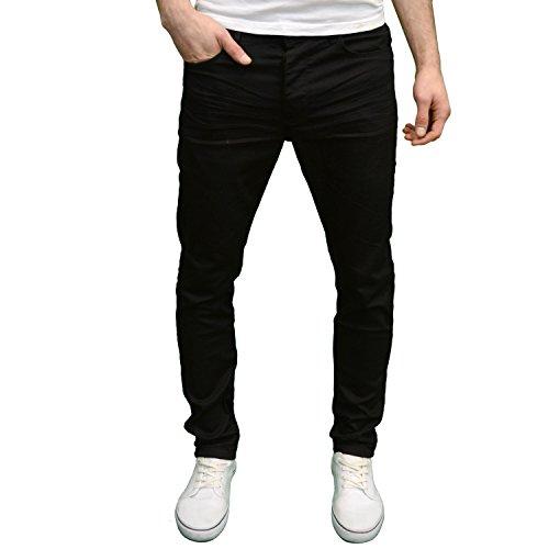 Eto Mens Designer Branded Fashion Slim Fit Tapered Leg Chinos
