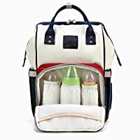 Maternity Backpack Waterproof Baby Diaper Bag