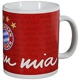 FC Bayern Kaffeebecher Mia san mia XXL