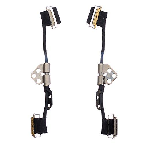 Lcd Ribbon Kabel (BisLinks® OEM LCD Bildschirm Display Hinge Ribbon Kabel Für Mac Book Pro Retina A1502 1398 1425)