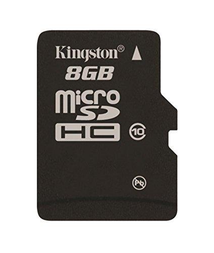 Kingston Industrial Temperature Micro SDHC UHS-I 8GB Class 10 Speicherkarte (nur karte) (Micro 8 Versand Kostenloser Sd-karte Gb)
