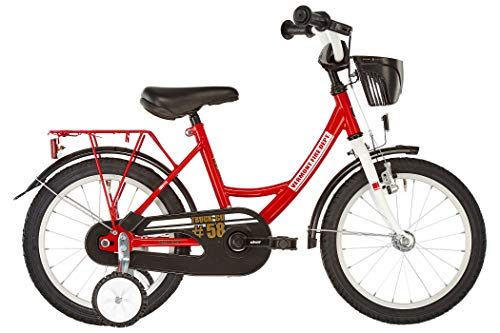 "Vermont Fire Department 18"" rot-weiß 2019 Kinderfahrrad"