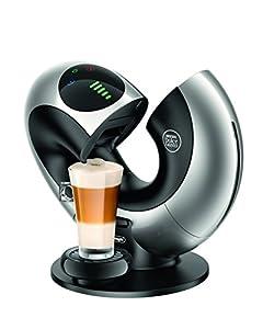 De'Longhi Nescafe Dolce Gusto Eclipse Touch Coffee Machine - Silver