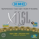 Kmc X11 Kmc X11 - Cadena, tamaño único, color dorado