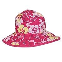 Baby Banz 15035 Banz 50+ UV Koruma Çift Taraflı Güneş Şapkası, Pembe