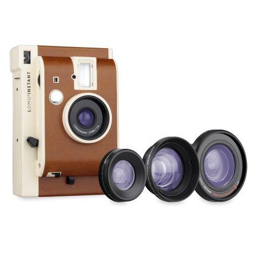 Lomo'Instant San Remo + 3 Lenses